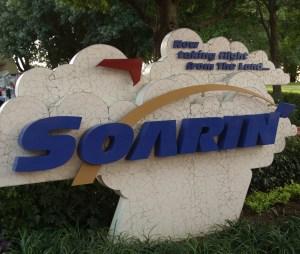 Soarin' at Disney Epcot