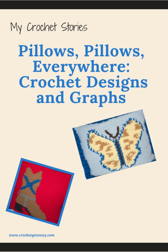 Design Crochet Pillows