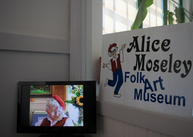 Alice Moseley Folk Art Museum