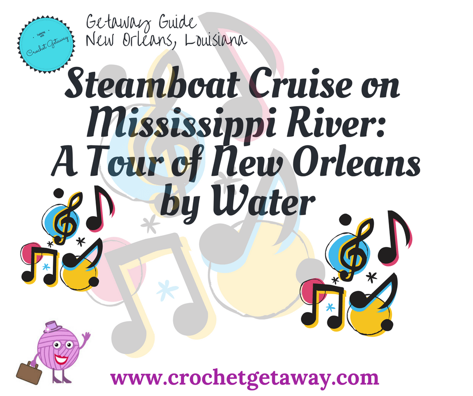Explore Southern Louisiana-Paddlewheel Steamboat