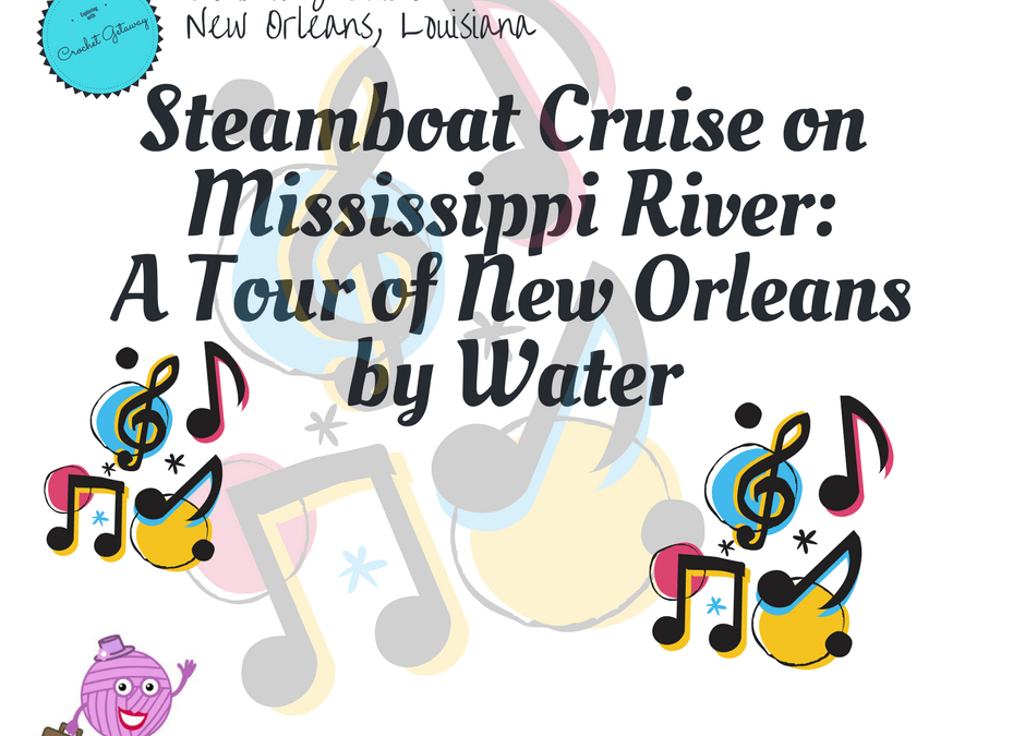 Steamboat Natchez: River Cruise in New Orleans