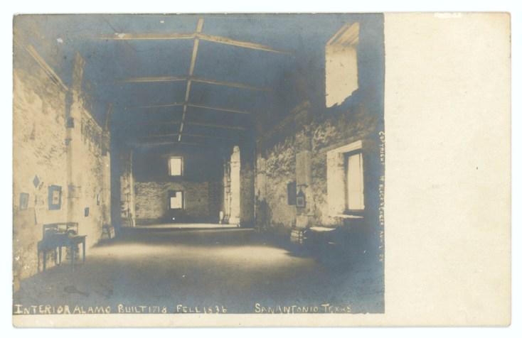 San Antonio, The Alamo Catholic mission building