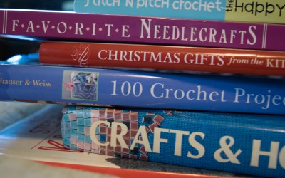 Crochet Books: A Few of My Favorite Things