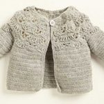 Free Crochet Patterns For Babies Cardigans Crochet Kingdom