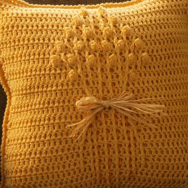 Autumn Fields Pillow