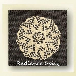 Radiance Doily