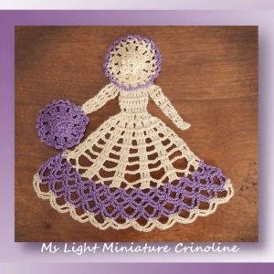 Ms Light Miniature Crinoline