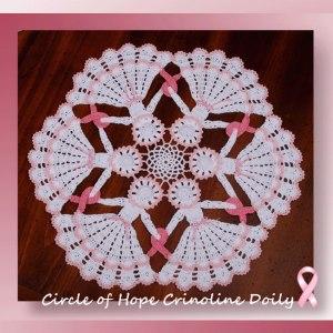 Circle of Hope Crinoline Doily