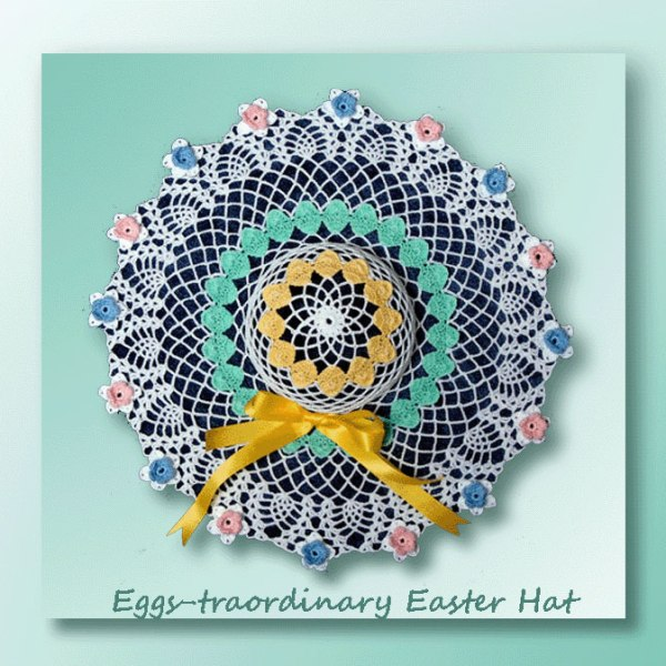Eggs-traordinary Easter Hat