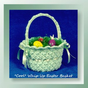 """Cool"" Whip Up Easter Basket"