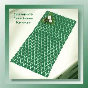Christmas Tree Farm Runner