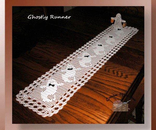 Ghostly Runner <br /><br /><font color=