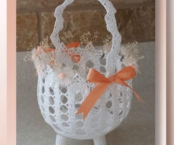 Romancing the Lace Basket <br /><br /><font color=