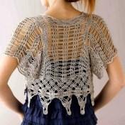 Blusa a crochet para mujer2