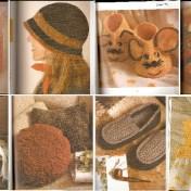 Patrones para tejer en crochet