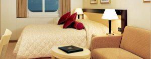 Victoria Queen-Cunard suite