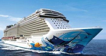 Norwegian Cruise Nave da Crociera
