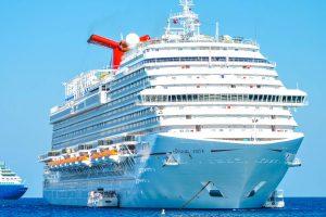carnival cruise nave da crociera