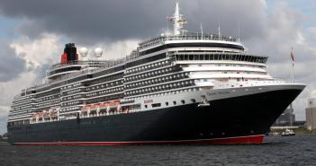 Cunard Queen Victoria nave da crociera