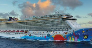 Norwegian Epic nave da crociera