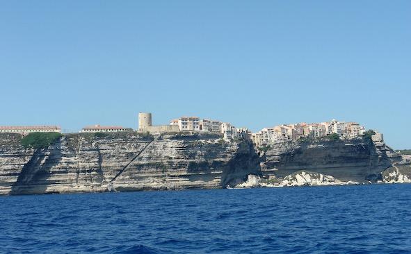 Vacanza a vela Sardegna del Nord-Corsica del Sud: le Bocche di Bonifacio