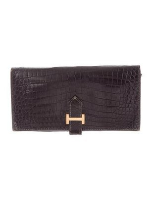 Crocodile Bearn Wallet