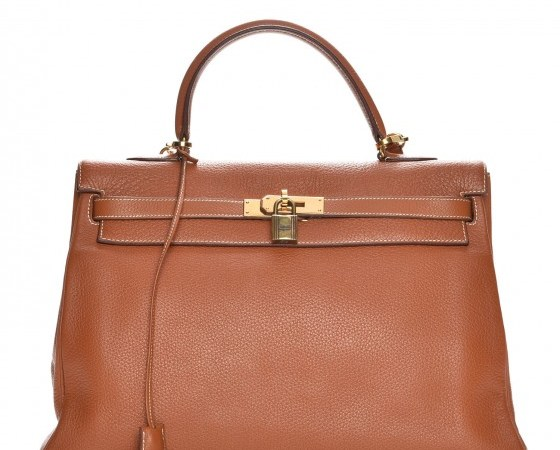 Kelly bag 35 Vintage
