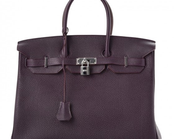 Birkin 35 Raisin