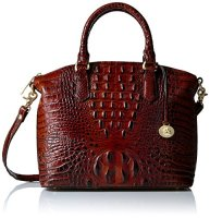 Brahmin Satchel Convertible Top Handle Bag