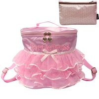 kilofly Ballerina Ballet Dance Bag Backpack