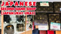 WHERE TO BUY PRE LOVED LOUIS VUITTON   RECYCLE SHOP   OFF HOUSE   HARD OFF   UKAY UKAY IN JAPAN