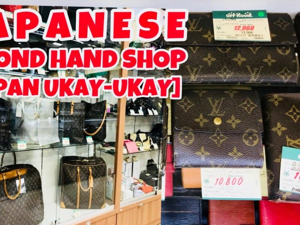 WHERE TO BUY PRE LOVED LOUIS VUITTON | RECYCLE SHOP | OFF HOUSE | HARD OFF | UKAY UKAY IN JAPAN