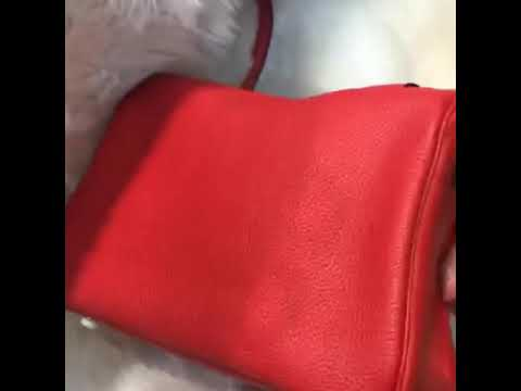 Hermes lindy Togo Review