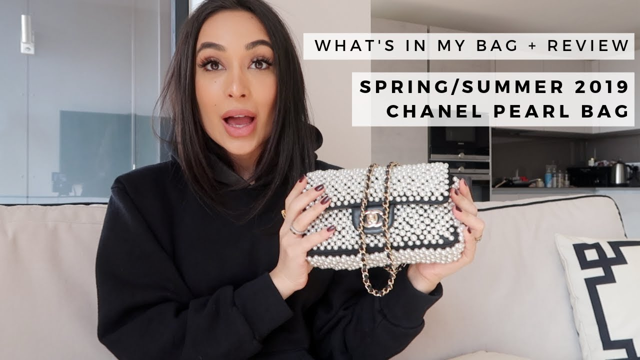 Chanel Pearl Bag Review