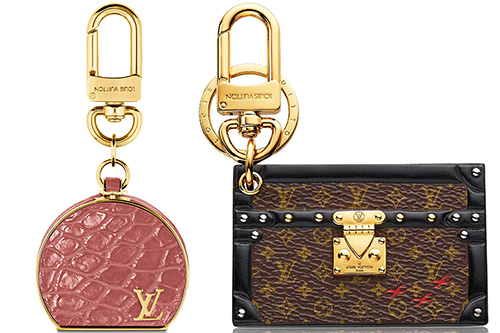 Louis Vuitton Bag And Charm thumb