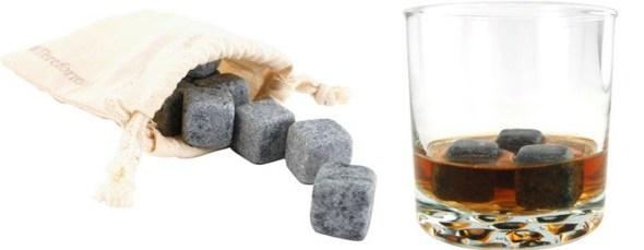 Soapstone Ice Cubes...Stone Age style