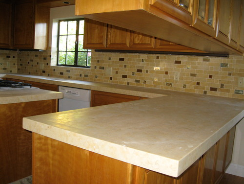 Contemporary Kitchen By Mill Valley Tile, Stone U0026 Countertops London Tile