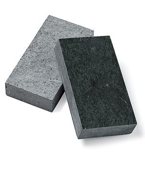 Soapstone firebricks