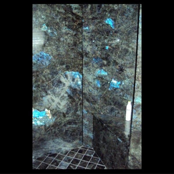 Labradorite Shower Crocodile Rocks