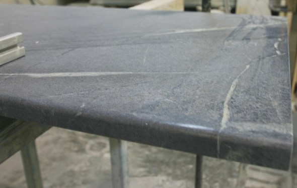 recommended soapstone edge