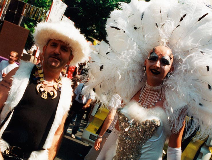 Gay Pride Paris, 2001 June 23