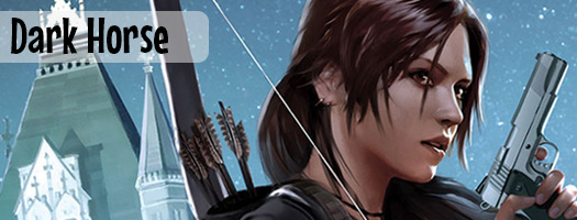 Comics Tomb Raider par Dark Horse - Croft Collection