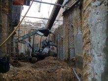 Temporary Works - Victoria Rd W8