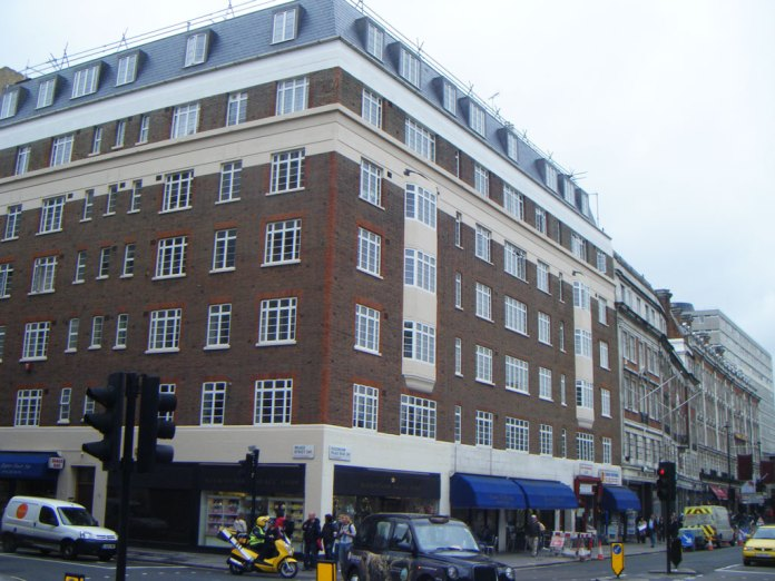 Ross Court Mansions, Buckingham Palace Road SW1W