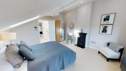 Residential Renovation, Bedroom, London, NW1
