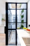 Crittall screen-Chelsea Conservation Area-SW3