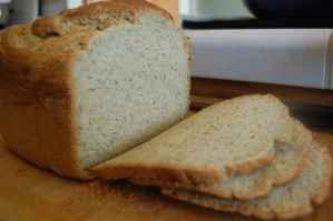 Gluten Free Dairy Free Bread Machine Loaf