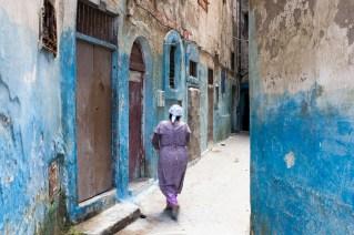 Old city of Essaouira