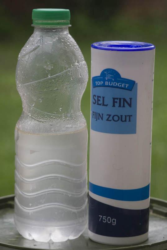 Pass the Salt Please !! My Salt Water PVA bag Mix - Croix Blanche