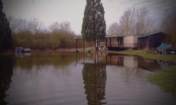 Croix Blanche Flood